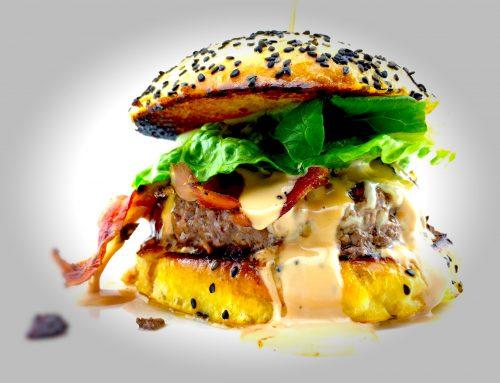 Rib-Eye Burger