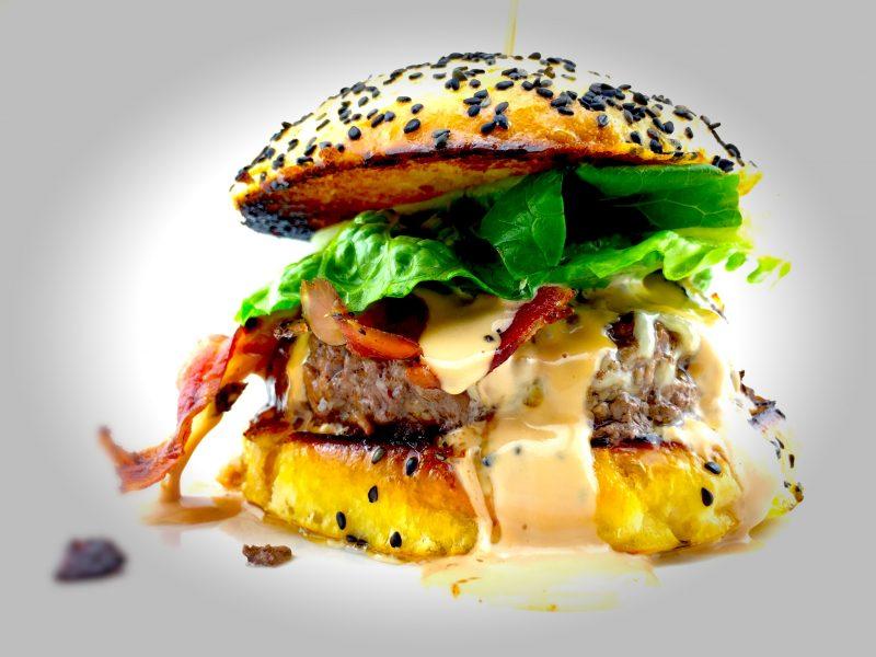 rib eye burger grillakademie saar