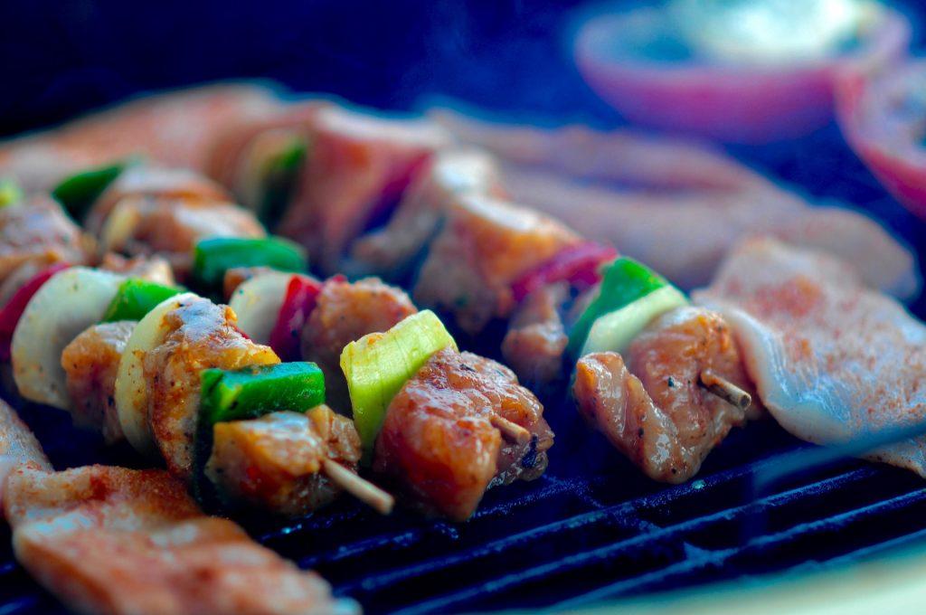 grillen und abnehmen - grill dich fit